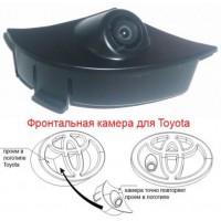 Камера в эмблему Toyota