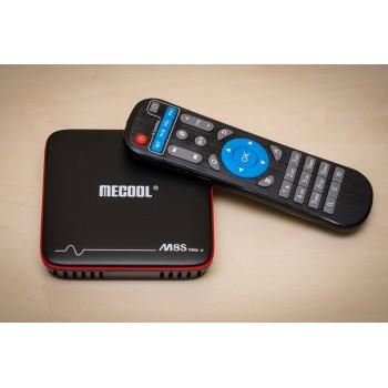 IPTV приставка Mecool M8S Pro W