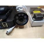 Комплект видеонаблюдения 1 камера AHD, 2mp