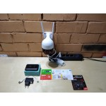 Комплект видеонаблюдения 1 камера 1080p, PTZ, WIFI, SD-card