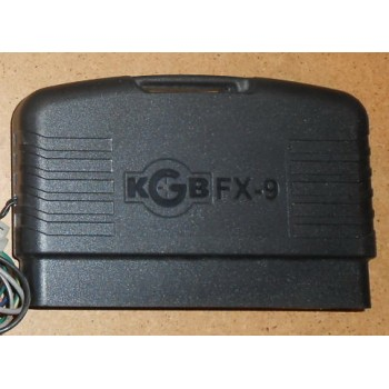 Блок управления KGB FX9
