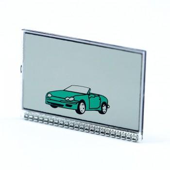 Дисплей брелока Tomahawk TZ-9010, SL-950, S700, TZ-9011