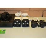 Комплект видеонаблюдения на 2 камеры, IP, 3мп