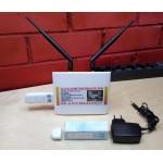 Настройка антенны комплект с WIFI роутером и модемом ZTE MF79U,ZTE MF79RU