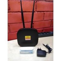 Комплект для интернета 3/4G WIFI Smart BOX N300 + ZTE MF79U + безлимитный интернет