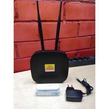 Smart BOX N300 + ZTE MF79U + безлимитный интернет