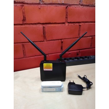 Smart BOX GIGA + ZTE MF79U + безлимитный интернет