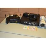 Комплект видеонаблюдения на 4 камеры IP 1080P, улица