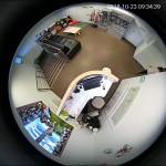 Комплект онлайн видеонаблюдения 360