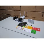 Комплект онлайн видеонаблюдения 5мп, WIFI, SD, звук