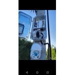 Комплект видеонаблюдения 1 камера PTZ, WIFI, SD