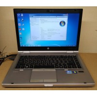 Ноутбук HP EliteBook 8460p, Core I5