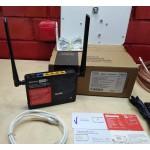 Комплект 3G/4G WIFI интернета Zyxel Keenetic OMNI 2,HUAWEI E3372h-153,KROKS KAA-15