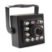 Камера видеонаблюдения мини AHD 720p 2000TVL