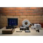 Комплект видеонаблюдения на 3 камеры AHD +доступ в интернет