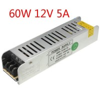 Блок питания для видеокамер 12V 5A 60W