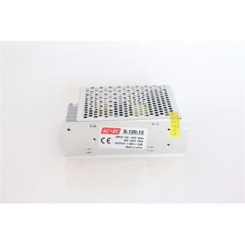Блок питания для видеокамер 12V 10A 120W