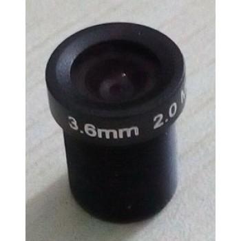 объектив для камеры видеонаблюдения