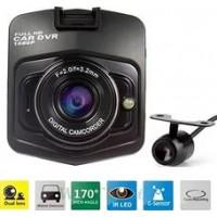 CAR DVR GT300 2 камеры