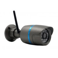Уличная IP камера 720p WI-FI, audio
