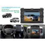 Автомагнитола Toyota Land Cruiser Prado 150 2013 +