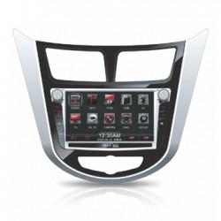 Магнитола Hyundai Solaris (Verna)