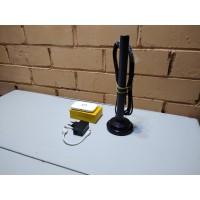 Комплект 4G WIFI интернета ZTE MF910 +антенна BS-700/2700-6M