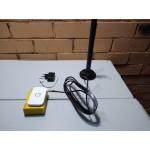 Комплект 4G WIFI интернета HUAWEI E5573 +антенна BS-700/2700-6M