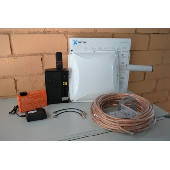 Комплект 4G WI-FI интернета DLINK DIR-620 +антенна PETRA BB 75 MIMO 2x2