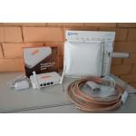 Комплект 4G WIFI интернета Skylink V-FL500 +антенна Petra broad band 75