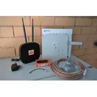 Комплект 4G WIFI интернета SmartboxPRO +антенна Petra broad band 75