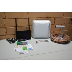Комплект 4G WIFI интернета Asus RT-AC51U, E3372h +антенна PETRA BB 75 MIMO 2x2
