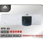 Камера автомобильная RENAULT KOLEOS