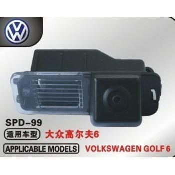 Камера автомобильная VOLKSWAGEN GOLF 6
