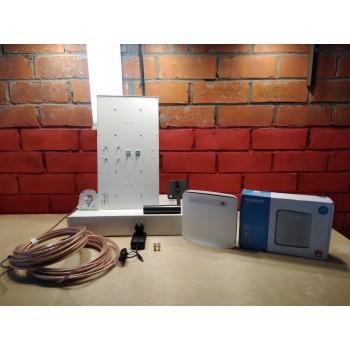 Huawei E5186-22 + антенна KROKS KAA-18 MIMO