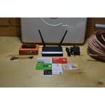 Комплект 4G WIFI интернета Youku YK-L1 +антенна GELLAN FullBand-18MF MIMO 2x2