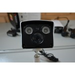 Комплект онлайн видеонаблюдения на 2 камеры IP 720P