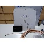Комплект 4G WIFI интернета ZTE MF910 +антенна Petra broad band 75