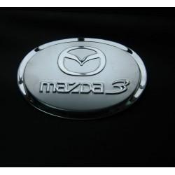 накладка на крышку бензобака Mazda 3
