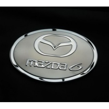 накладка на крышку бензобака Mazda 6