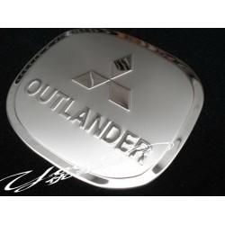 накладка на крышку бензобака Mitsubishi Outlander