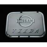 накладка на крышку бензобака Nissan Tiida