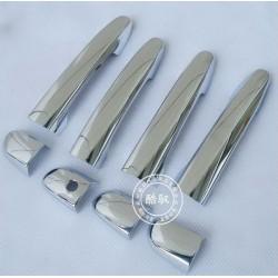 Накладки на ручки дверей Mazda 6 09-11