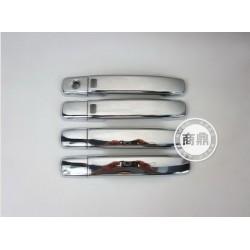 накладки на ручки дверей Nissan Qashqai