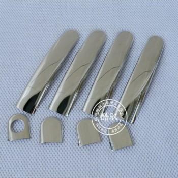 накладки на ручки дверей Skoda Octavia