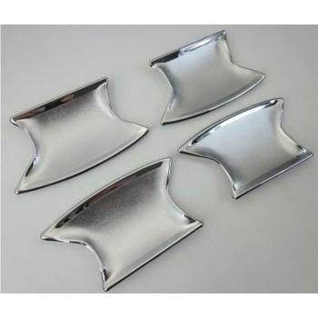накладки под ручки дверей Honda Accord 08-11