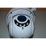 Камера видеонаблюдения IP,1080p, WIFI, SD-card, PTZ
