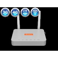 Комплект 4G LTE WIFI безлимитного интернета Теле2