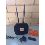 Комплект 4G WIFI интернета SmartboxPRO +антенна PETRA BB 75 MIMO 2x2