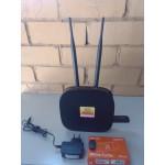 Комплект 4G WIFI интернета +антенна Petra broad band 75